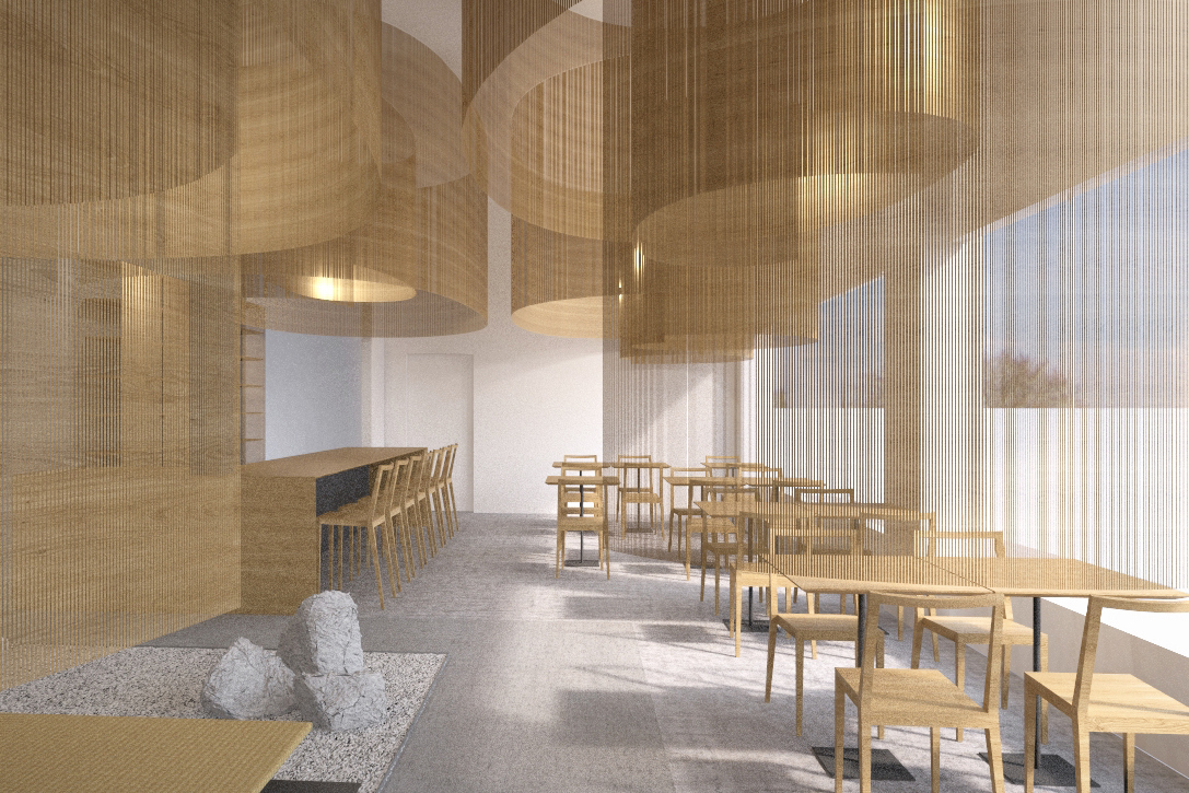 New Chef Naoko Restaurant Designed By Architect Kengo Kuma